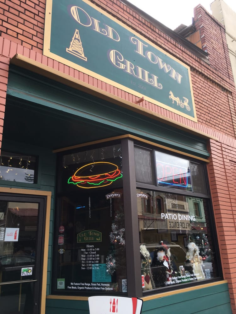 Old Town Grill street view